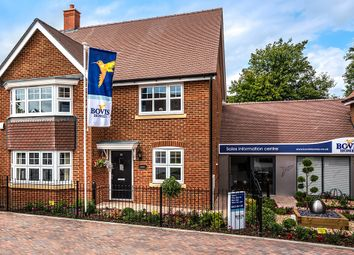 """Thumbnail 5 bed detached house for sale in """"The Oxford"""" at Plough Lane, Petersfield"""