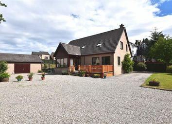 Thumbnail 4 bed detached house for sale in Mackay Avenue, Grantown-On-Spey