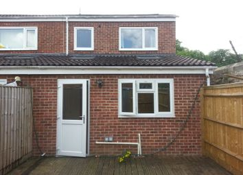 Thumbnail 4 bedroom end terrace house to rent in James Wolfe Road, Oxford