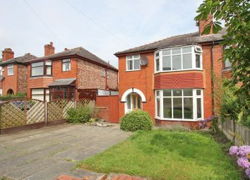 Thumbnail 3 bedroom semi-detached house to rent in Shelley Road, Prestwich, Manchester