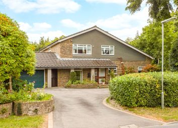 Thumbnail 4 bed detached house for sale in Raglan Road, Reigate, Surrey