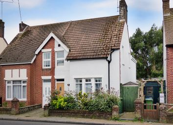 Thumbnail 4 bed semi-detached house for sale in Worthing Road, Rustington, Littlehampton