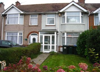 Thumbnail 3 bed terraced house for sale in Green Lane, Finham, Coventry