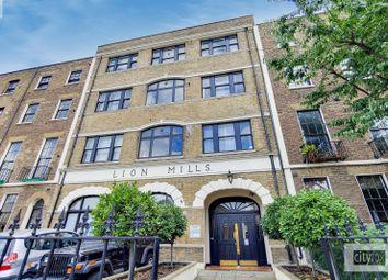 Lion Mills, Hackney Road, London E2. 2 bed flat