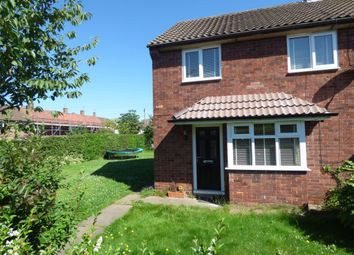 Thumbnail 3 bed semi-detached house to rent in Bracken Close, Long Eaton, Nottingham