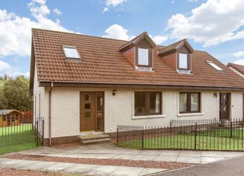 Thumbnail 3 bed semi-detached house for sale in 11 Rosedale Neuk, Rosewell