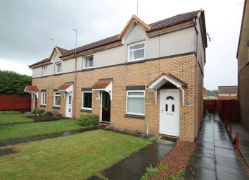 Thumbnail 2 bed end terrace house for sale in Woodville Court, Broxburn
