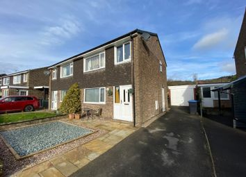 Thumbnail 3 bed semi-detached house for sale in Moorfield, Matlock