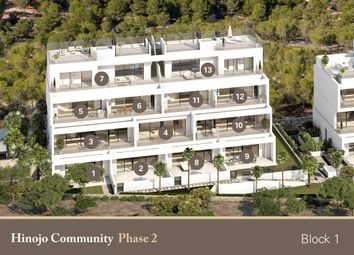 Thumbnail 3 bed apartment for sale in Las Colinas Golf & Country Club, Las Colinas Golf Resort, Alicante, Valencia, Spain