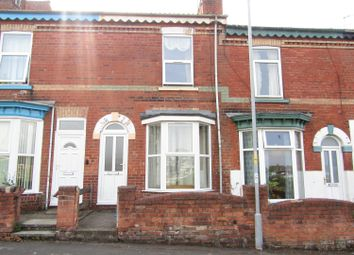 Thumbnail 3 bed terraced house for sale in Colville Terrace, Gainsborough