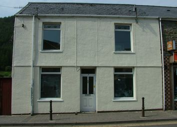 Thumbnail 3 bed end terrace house to rent in Wyndham Stret, Tredegar
