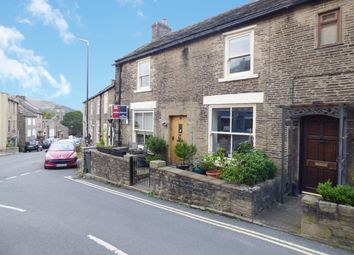 Thumbnail 3 bed terraced house for sale in Church Street, Hayfield, High Peak, Derbyshire