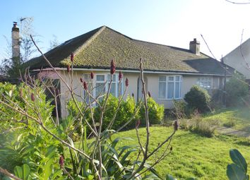 Thumbnail 4 bedroom detached bungalow for sale in Bakers Road, Halvergate, Norwich