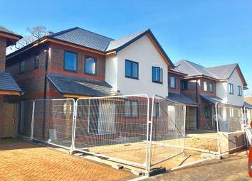 Thumbnail 4 bedroom semi-detached house for sale in St. Nicholas Avenue, Gosport