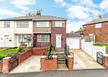 Thumbnail 3 bed semi-detached house for sale in Shaw Lane, Whiston, Prescot