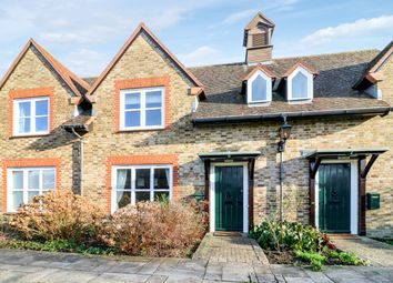 Thumbnail 2 bed terraced house for sale in Bluecoat Pond, Christs Hospital, Horsham
