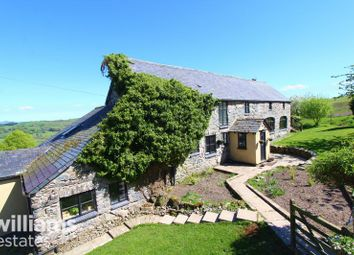 Thumbnail 4 bed barn conversion for sale in Maerdy, Corwen
