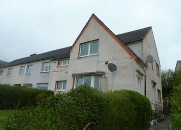 Thumbnail 2 bed flat to rent in Doune Terrace, Coatbridge, North Lanarkshire