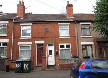 Thumbnail 3 bed end terrace house for sale in Hollis Road, Stoke, Coventry