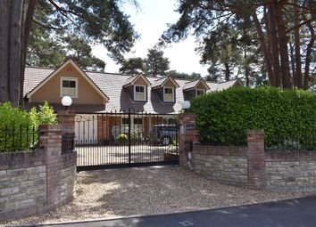Thumbnail 4 bed detached house for sale in Avon Castle, Ringwood