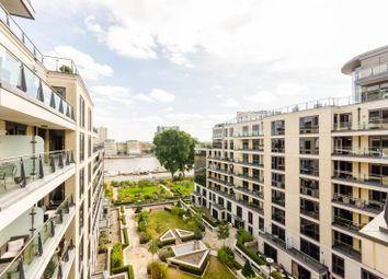 Thumbnail 3 bed flat for sale in Lensbury Avenue, Imperial Wharf