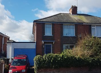 Thumbnail 3 bed semi-detached house for sale in Attwyll Avenue, Exeter