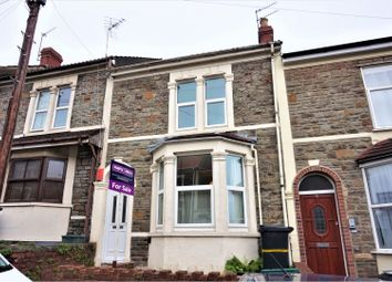 Thumbnail 2 bed terraced house for sale in Hudds Hill Road, St George