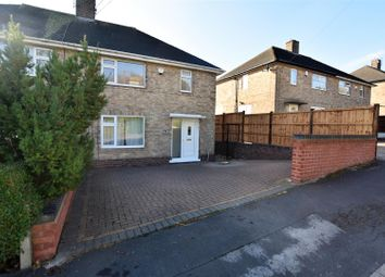 Thumbnail 3 bed semi-detached house for sale in Havenwood Rise, Clifton, Nottingham