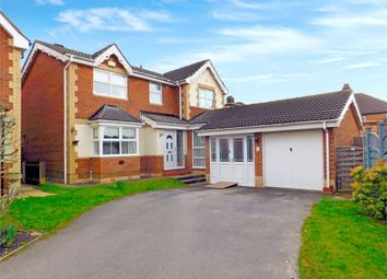 Thumbnail 4 bed detached house for sale in Barnett Place, Cleethorpes, Lincolnshire