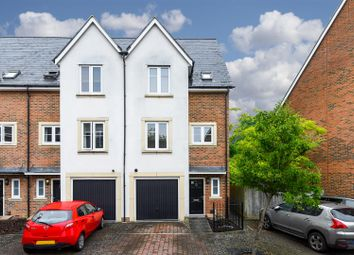 Thumbnail 3 bedroom end terrace house for sale in Caberfeigh Close, Redhill