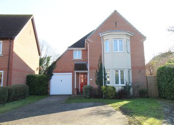 Thumbnail 4 bedroom detached house to rent in Jupiter Road, Ipswich