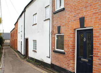 Thumbnail 2 bed terraced house for sale in Water Lane, Tiverton, Devon