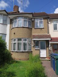 Thumbnail 3 bed terraced house to rent in Derwent Avenue, Barnet