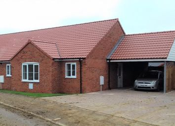 Thumbnail 3 bedroom semi-detached bungalow for sale in Carsons Drive, Great Cornard, Sudbury