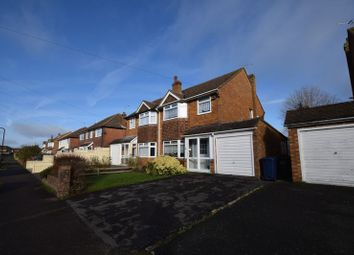 Thumbnail 3 bed semi-detached house to rent in Westmead, Princes Risborough