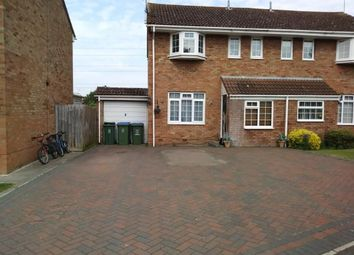 Thumbnail 3 bed semi-detached house for sale in Gogh Road, Aylesbury, Bucks, England