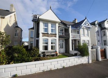 Thumbnail 5 bed semi-detached house for sale in Downs View, Bude, Cornwall