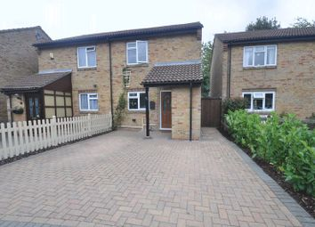 Thumbnail 2 bed semi-detached house for sale in Heron Wood Road, Aldershot