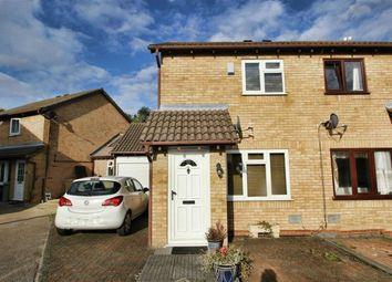 Thumbnail 2 bedroom semi-detached house for sale in Orne Gardens, Bolbeck Park, Milton Keynes