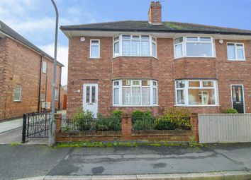 3 bed semi-detached house for sale in Riverdale Road, Beeston, Nottingham NG9