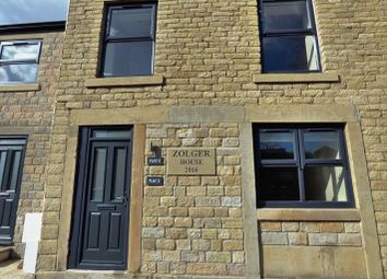 Thumbnail 1 bed flat to rent in Flat 2 Zolger House, 84 Wood Street, Glossop
