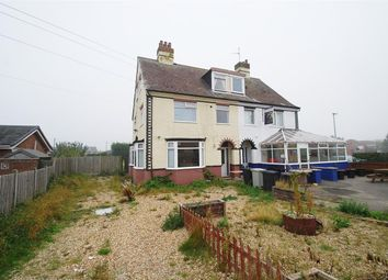 Thumbnail 6 bed semi-detached house for sale in Sea Road, Chapel St. Leonards, Skegness