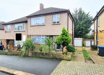 Thumbnail 3 bed semi-detached house for sale in Mostyn Avenue, Wembley