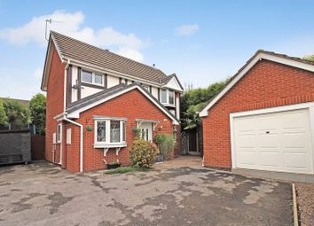 3 bed detached house for sale in Wentworth Drive, Kidsgrove, Stoke-On-Trent ST7