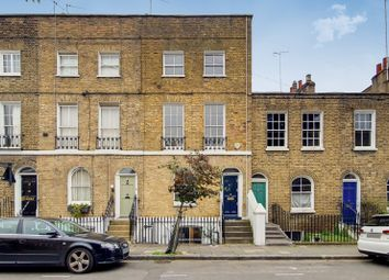 Thumbnail 3 bed terraced house for sale in Halton Road, London