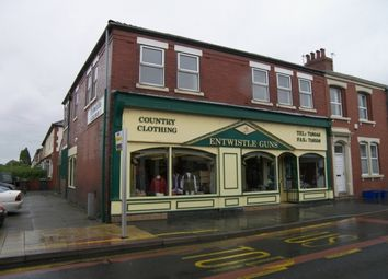 Thumbnail Commercial property for sale in Plungington Road, Fulwood, Preston