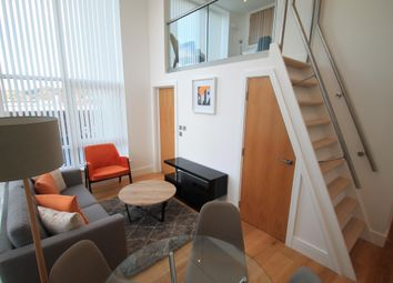 Thumbnail 1 bed flat to rent in Flowers Way, Luton
