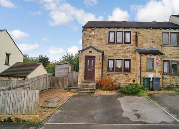 Thumbnail 2 bed end terrace house for sale in Rose Meadows, Keighley, West Yorkshire
