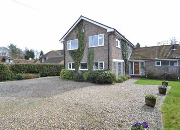 Thumbnail 5 bed detached house for sale in Enborne Row, Wash Water, Berkshire