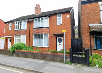 Thumbnail 3 bedroom semi-detached house for sale in Adswood Lane East, Cale Green, Stockport
